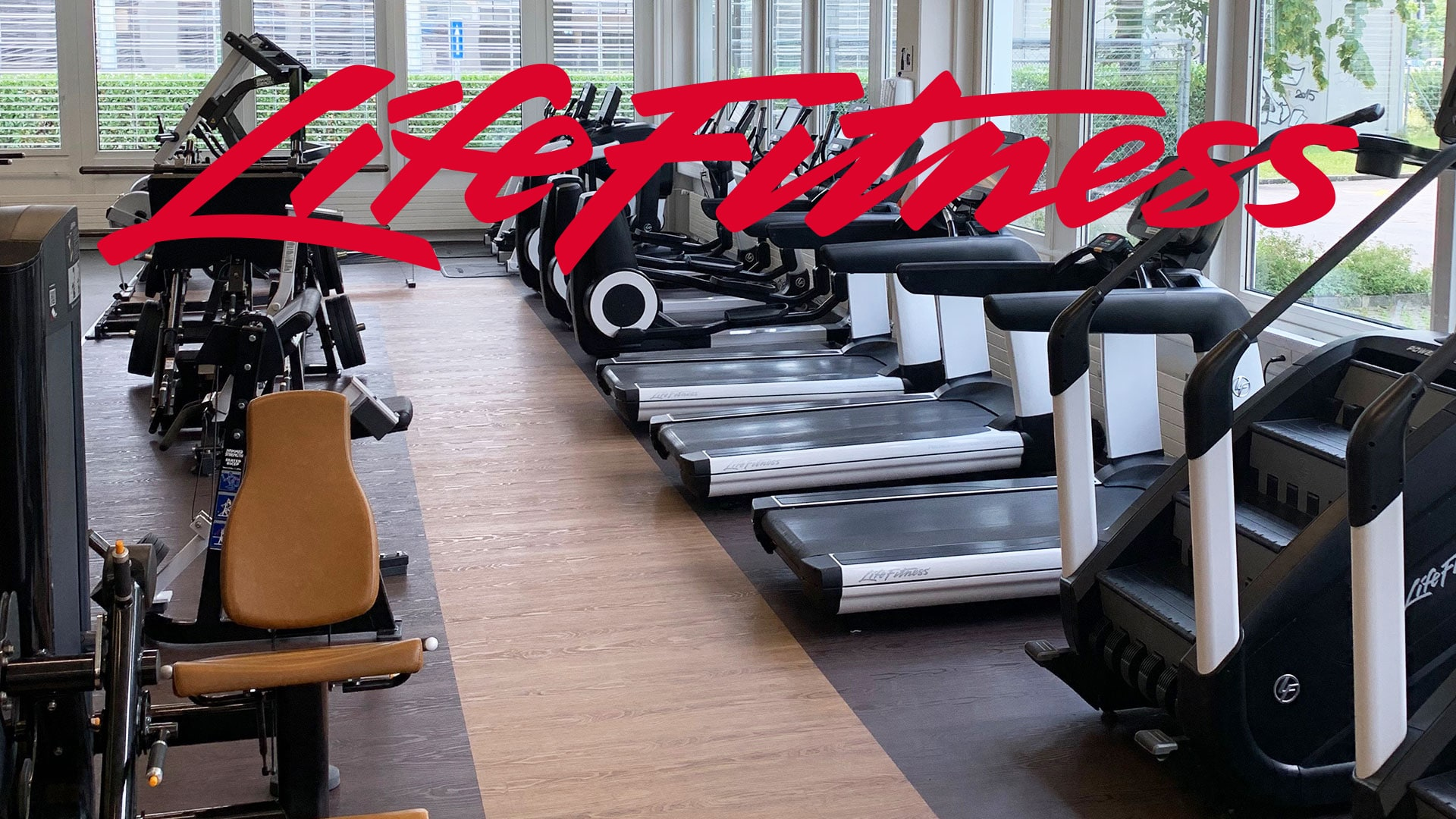 Ausdauer-Zone mit LifeFitness (Cardio) | BodyWorx Eastside