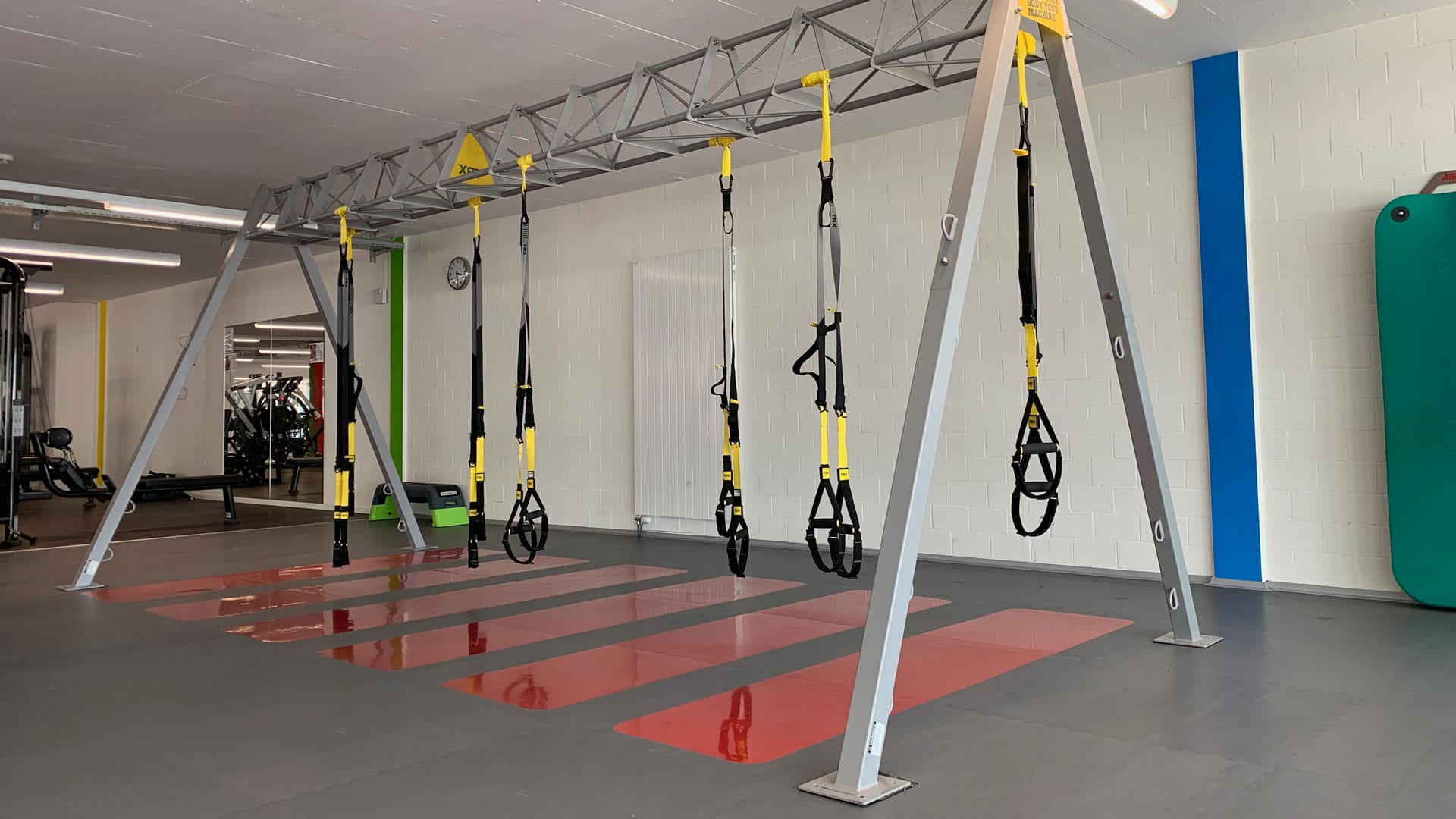 TRX @ 4-Towers | BodyWorx | Steinhausen