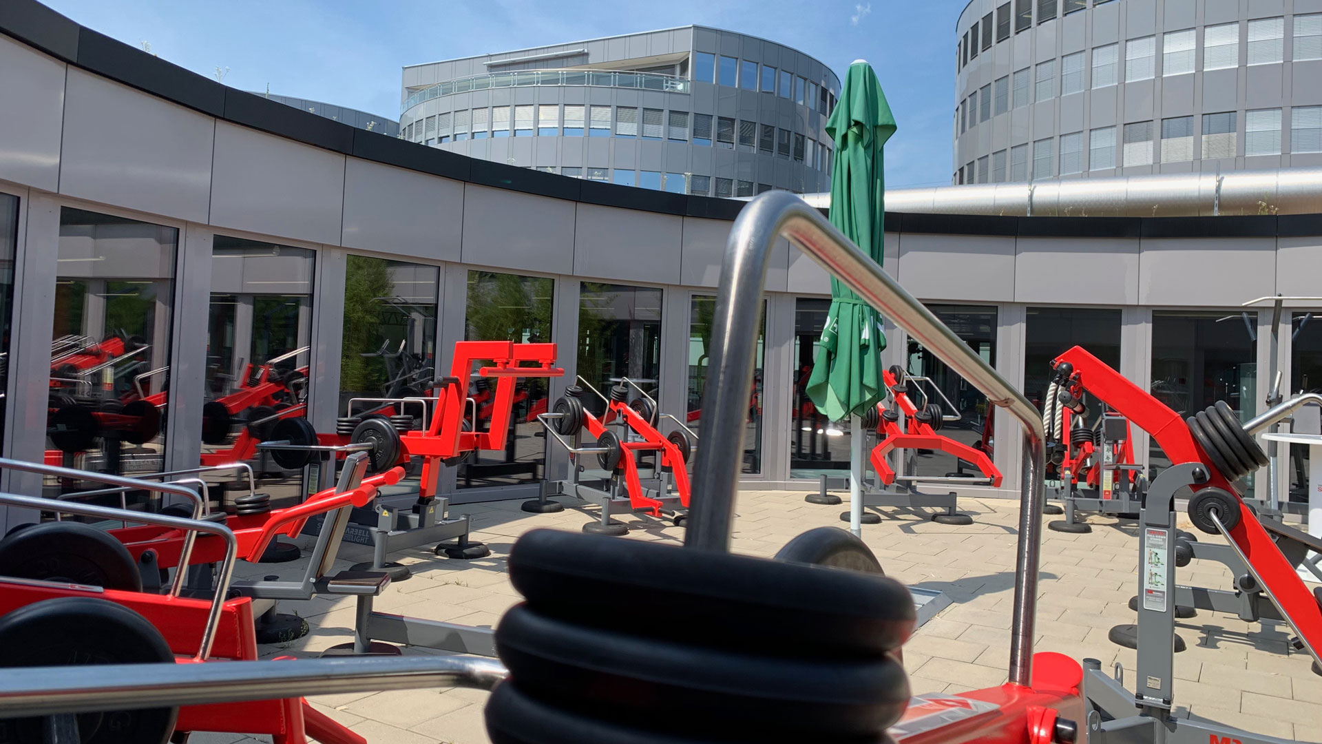 Tiger Outdoor Park @ 4-Towers | BodyWorx Steinhausen