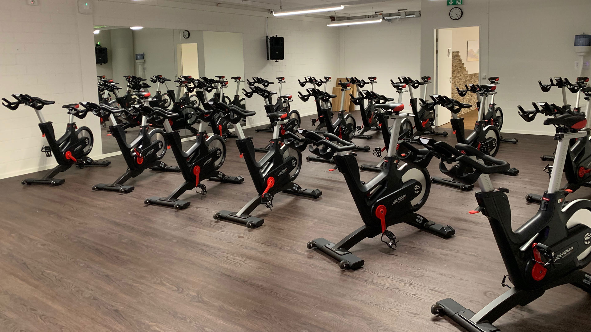 Cycling-Lounge (MyRide) | BodyWorx | Steinhausen